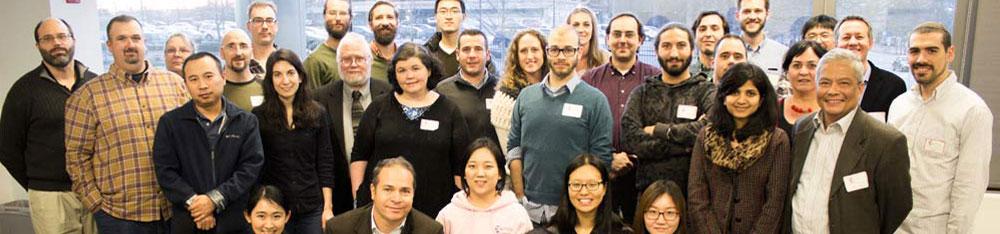 Photo of the CCIB group retreat