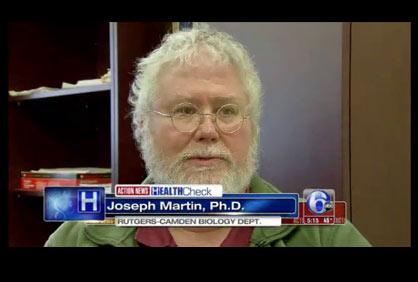 Joe Martin News Feature